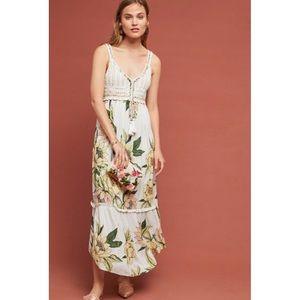 NWT Anthropologie protea dress by farm rio
